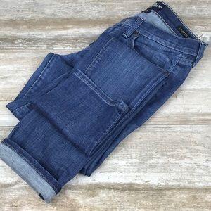 Lucky Brand women's Charlie skinny size 6/28
